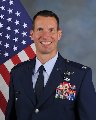 Colonel Roy P. Fatur, Eighth Air Force vice commander