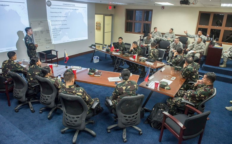 U.S., Philippine airmen join forces for Pacific Responder 17