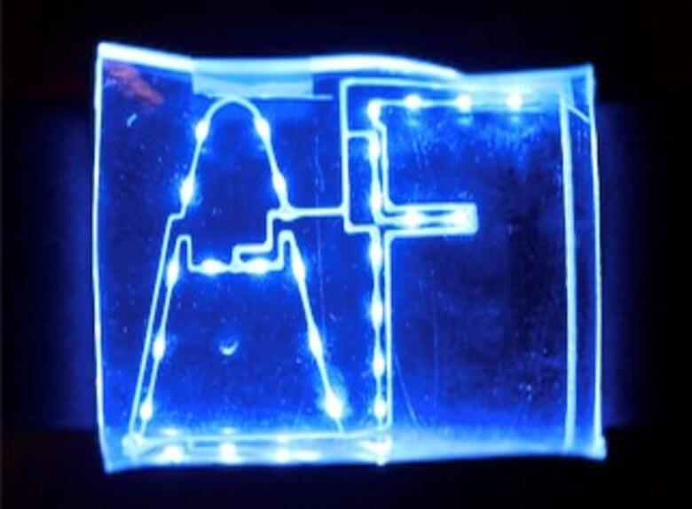 LED Air Force