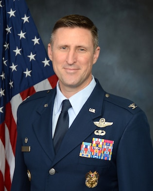 Colonel Mark B. Pye is commander of the Air Force Inspection Agency, Kirtland Air Force Base, N.M.
