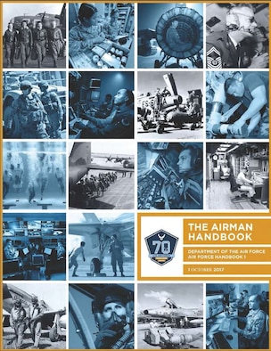 Air Force officials have released the 2017 Air Force Handbook 1, Airman and the Enlisted Promotions Study Guides. (Courtesy photo)