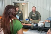 Airmen inspire youth at career fair
