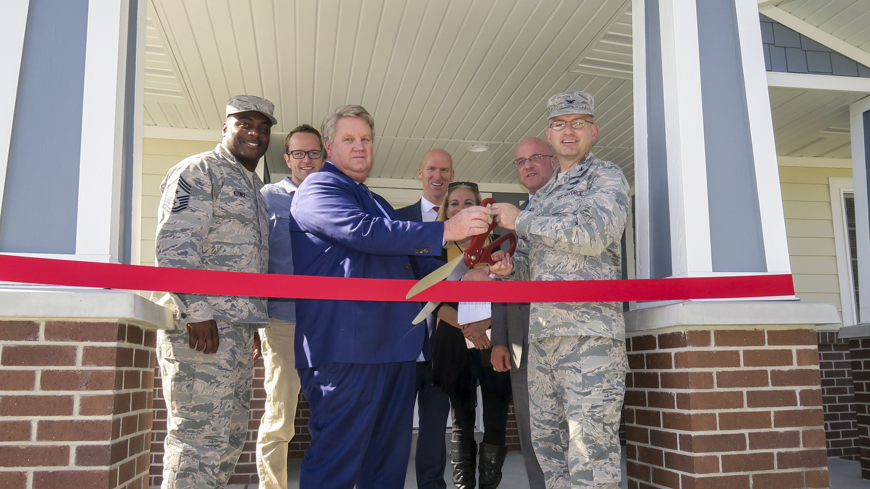 New military family housing benefits Airmen > Hill Air Force