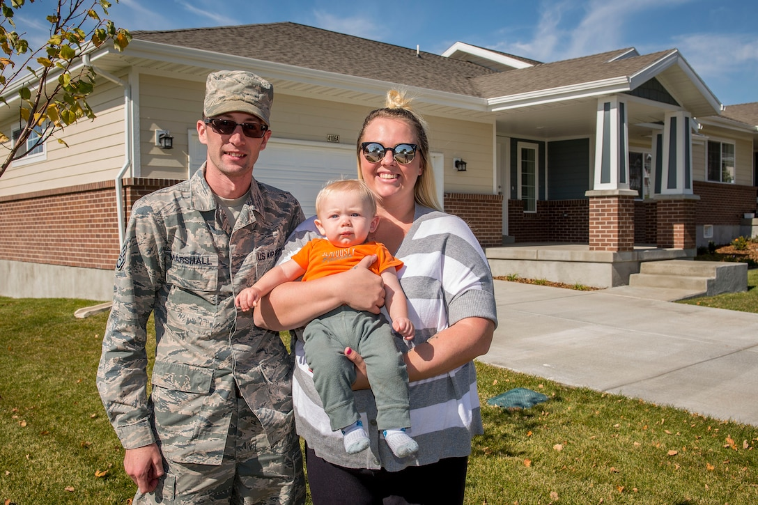New military family housing benefits Airmen
