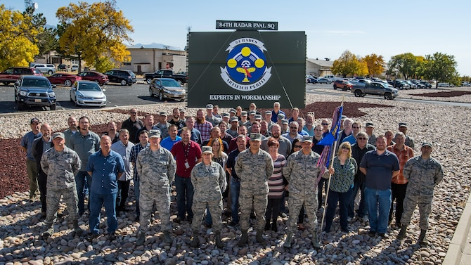84th RADES marks 30 years at Hill AFB