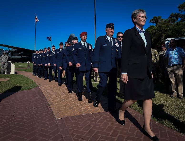 SECAF awards Air Force Cross, 10 medals to Air Commandos