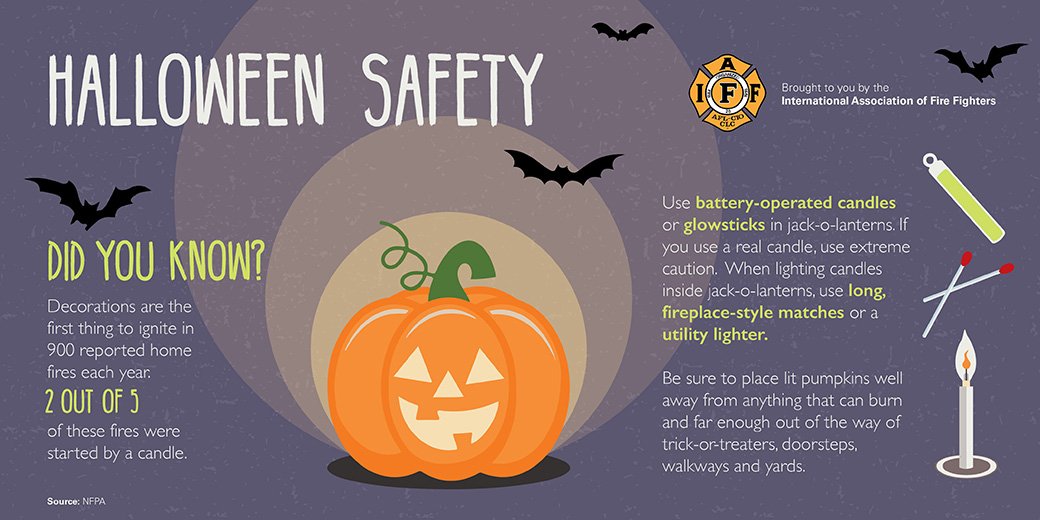 Follow Halloween fire safety tips to avoid a scary fate > Joint ...