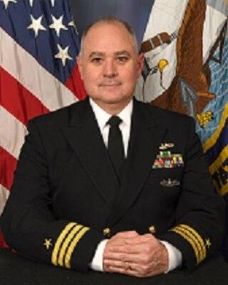 Commander Robert D. Lane, Jr, USN