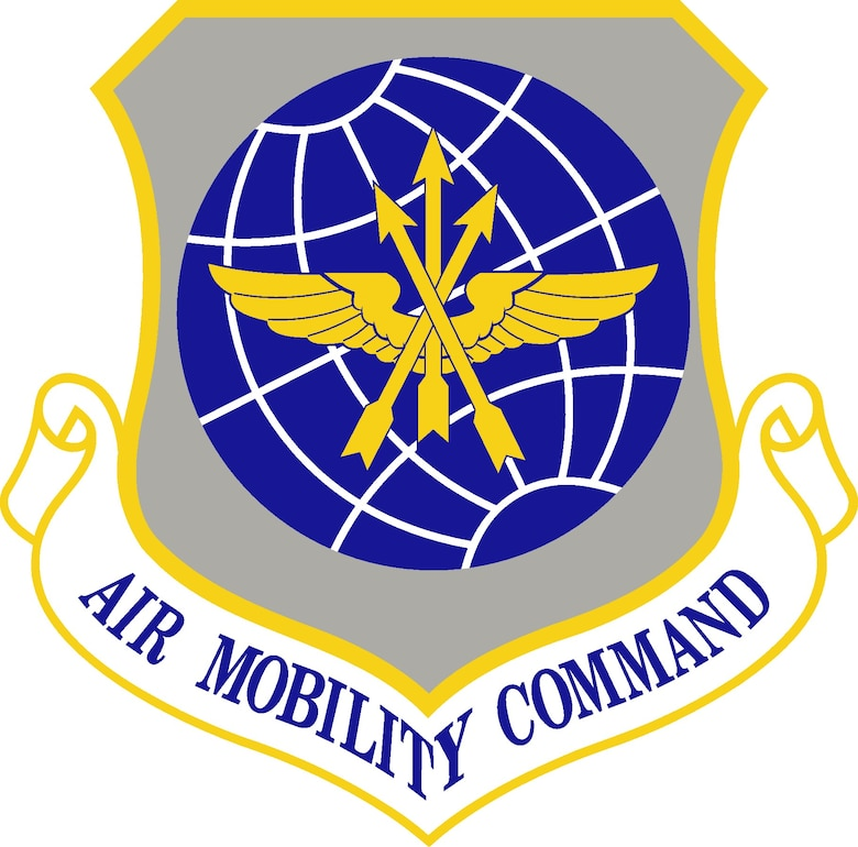Air Mobility Command shield