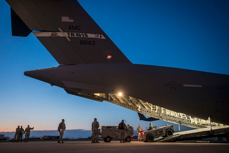 Hill AFB Maintainers load for Seoul ADEX