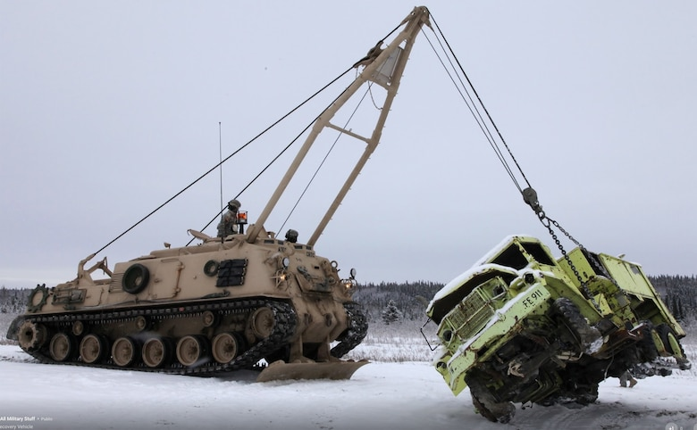 Improving mobility in cold weather operations