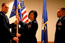 433rd Training Squadron Change of Command