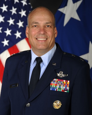 Maj. Gen. Michael Brewer