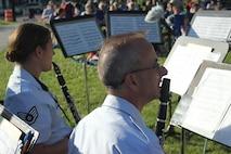 ANG Band of the Northeast at Hudson, Ohio