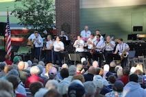 ANG Band of the Northeast Performs in New Philadelphia, Ohio