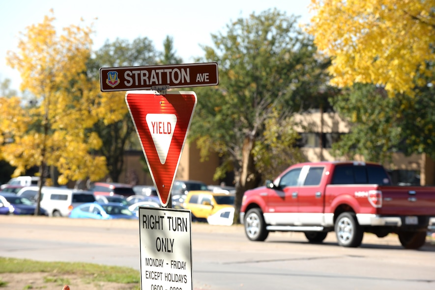 Traffic is expected to increase on base on Nov. 6 after the Meyer Gate closes.