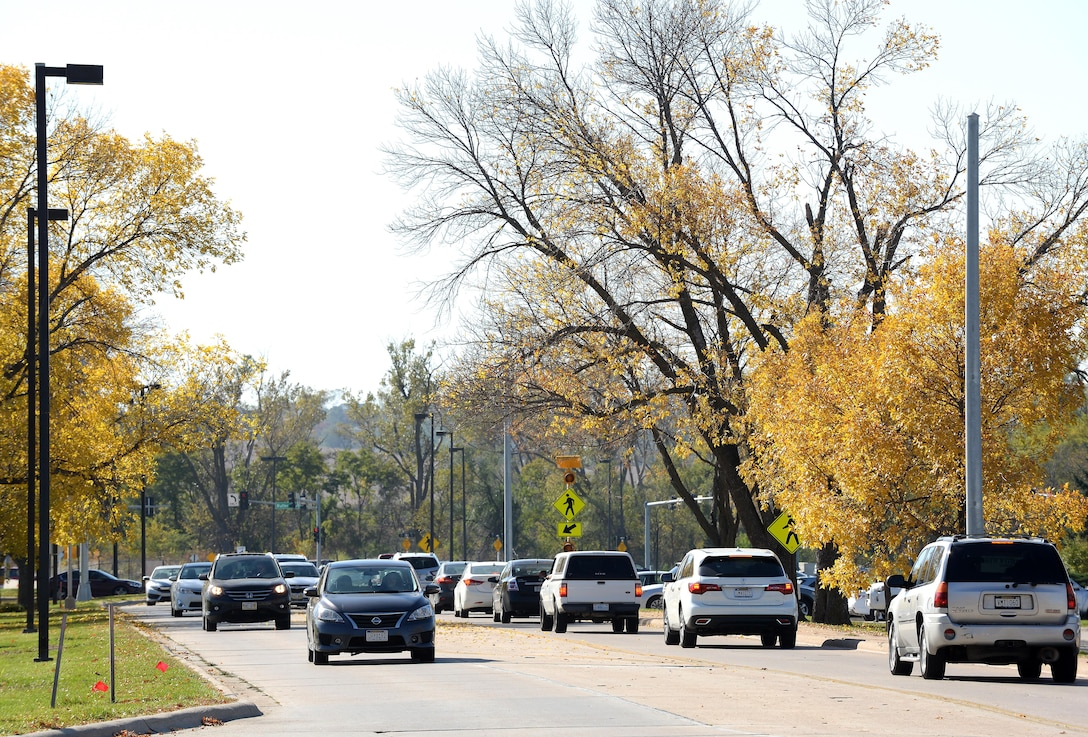 Traffic is expected to increase along SAC Boulevard beginning Nov. 6.