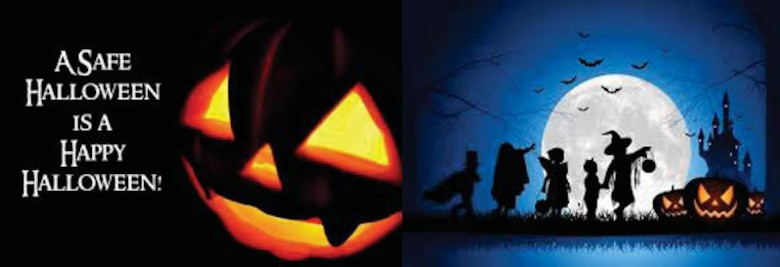 There will be several Halloween events taking place at MacDill Air Force Base, Fla., from now until Oct. 31, 2017. The 6th Air Mobility Wing Safety office and 6th Security Forces Squadron work closely to ensure all members of MacDill and their families stay safe and practice good risk management and situational awareness during these events. (Courtesy graphic)