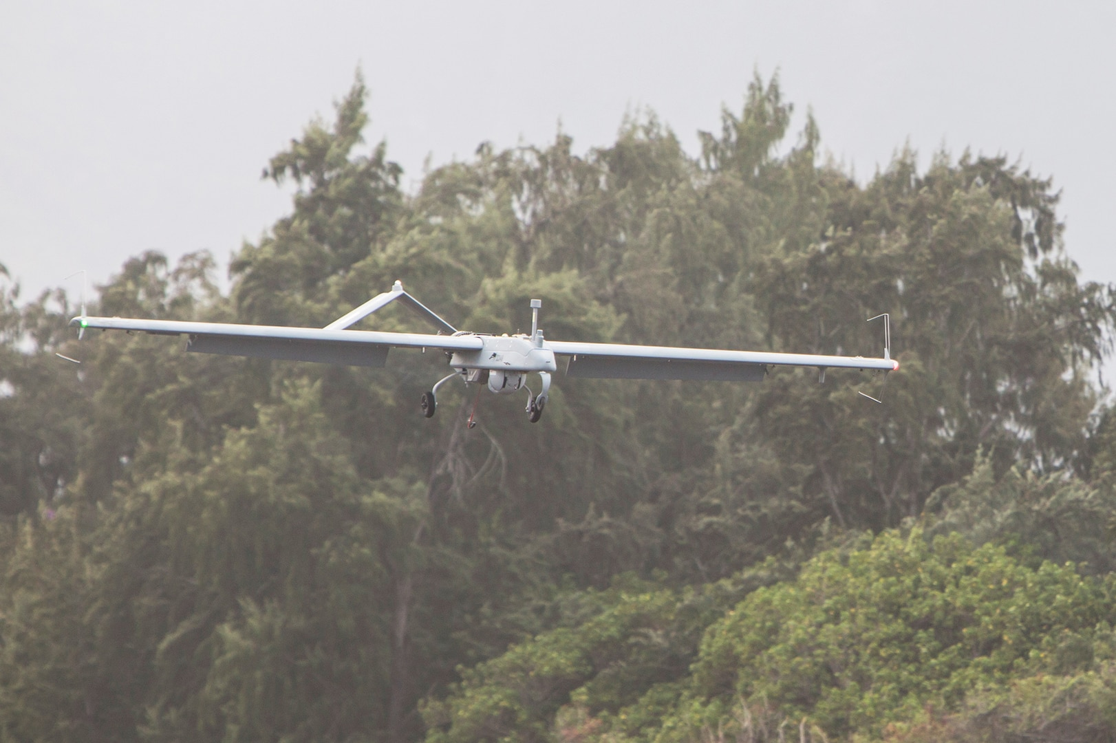 VMU-3 tests ability to fly in system and launch UAV within hours