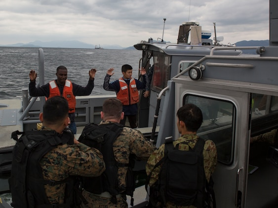 Active Shield tests mission readiness between American, Japanese forces