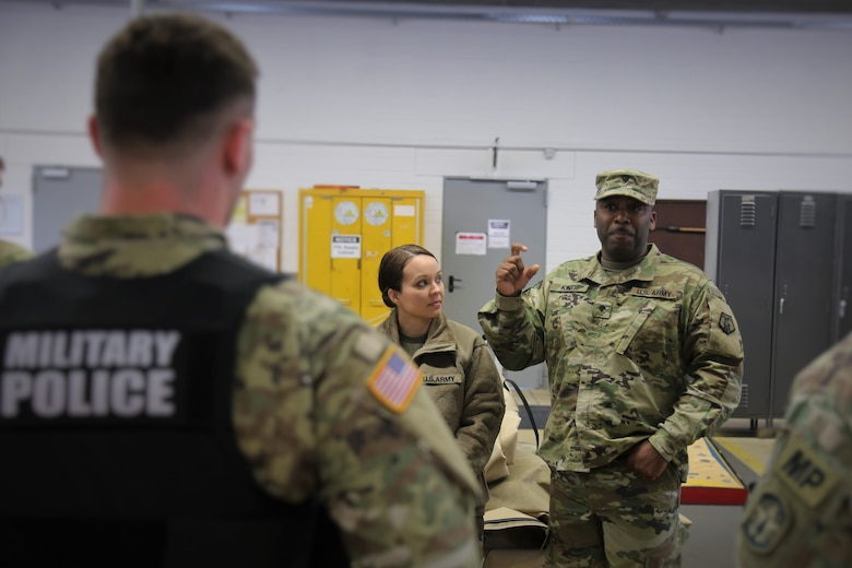 7th MSC conducts drunk driving awareness safety training