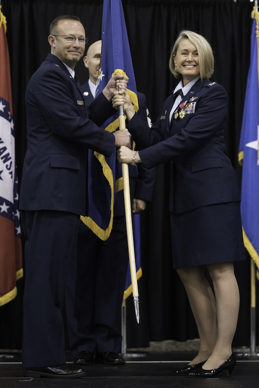 188th Wing Change of Command