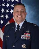 Official photo of Col Timothy Dodge, Air Force Civil Engineer Center Deputy Director.