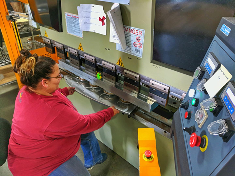 Employee machines part