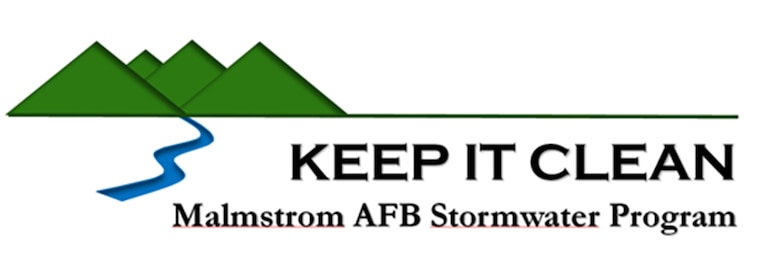Malmstrom Air Force Base Stormwater Program. (Courtesy graphic)