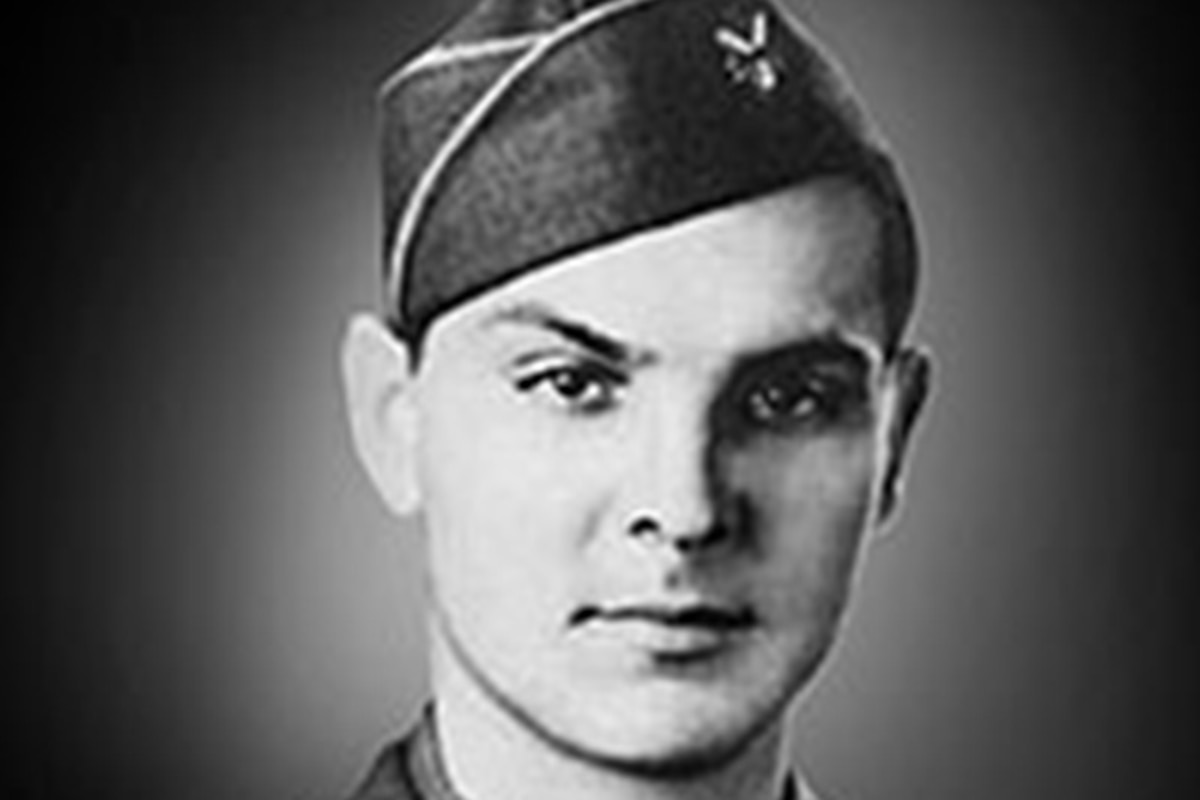 Army Pfc. John Reese is pictured.