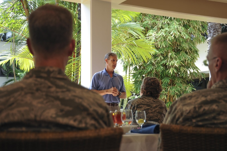 Chaplain Corps holds PACAF Council