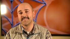 Sean Tackley, Portland District fish biologist, talks about Halloween.