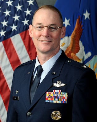 Colonel Roger P. Suro, Commander, 442d Fighter Wing