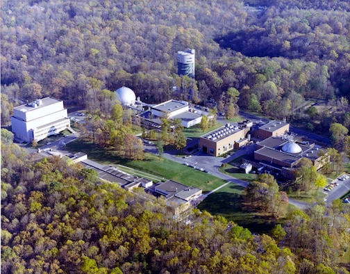 October marks the 20th anniversary of the Hypervelocity Wind Tunnel 9 as an Air Force facility. Tunnel 9, located at White Oak, Maryland near Silver Spring, became operational in 1976. The facility provides aerodynamic simulation critical to the development of hypersonic systems, including critical altitude regimes associated with strategic missile systems and advanced defensive interceptor systems, and hypersonic vehicle technologies. (AEDC file photo)