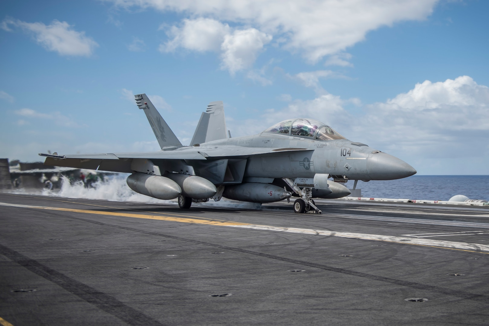 (U.S. Navy photo by Mass Communication Specialist 3rd Class Spencer Roberts/Released)
