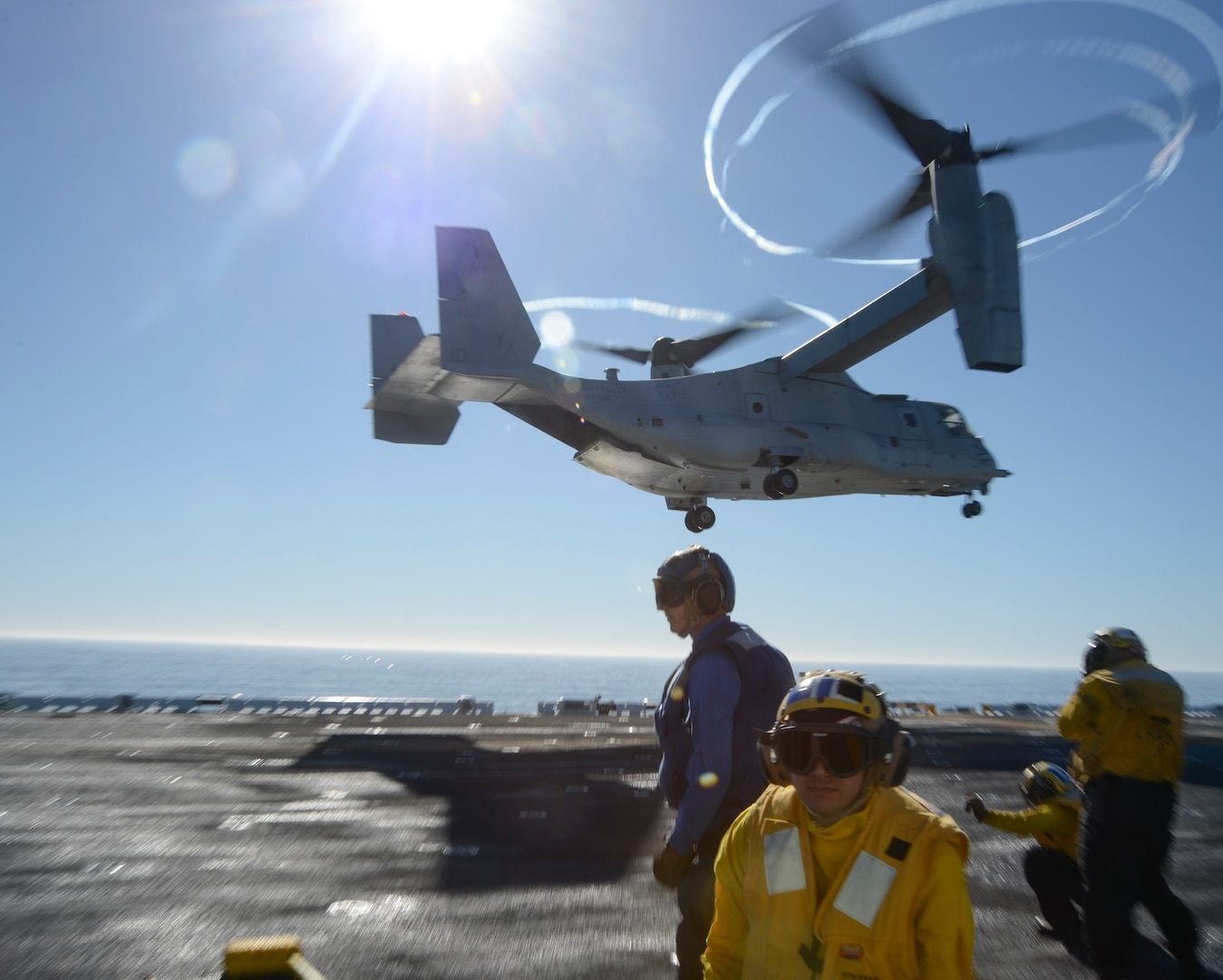 (U.S. Navy photo by Mass Communication Specialist 3rd Class Chandler Harrell/Released)