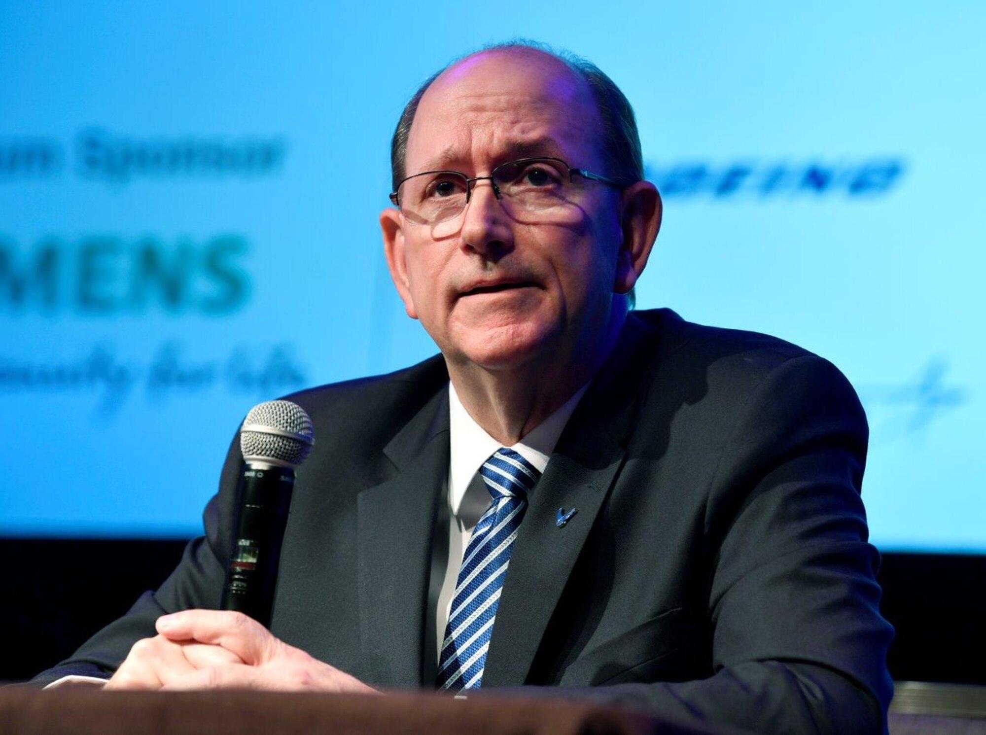 USecAF addresses innovation at symposium