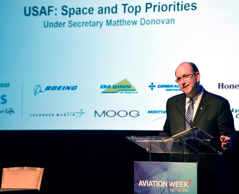 USecAF addresses innovation at symposium