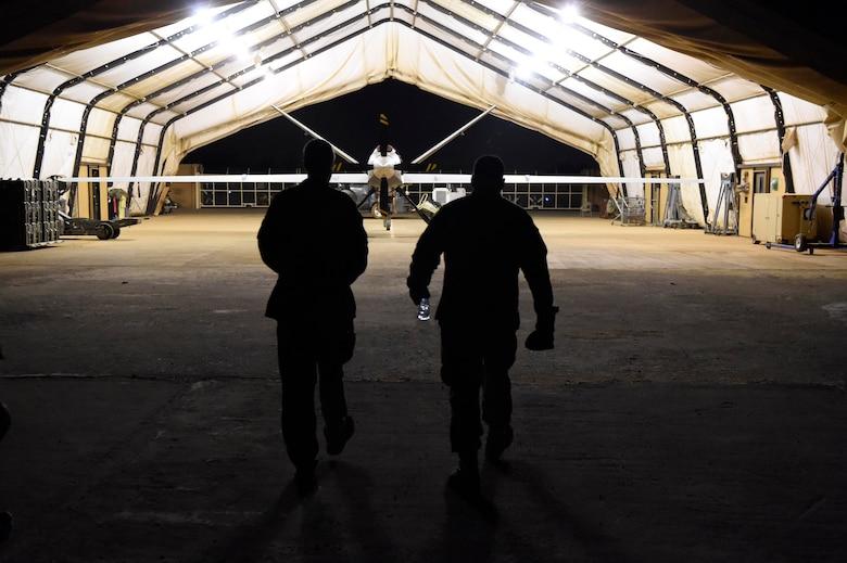 3rd AF commander visits Air Base 101