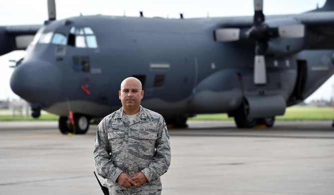 Rescue Airman aids families in Puerto Rico