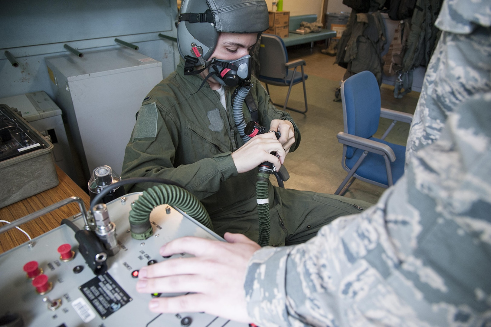 Airmen upholding Wild Weasel mission gain perspective
