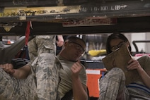 Team Misawa supports Wisconsin guardsmen, executes mission