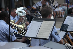 ANG Band of the Northeast in Wooster, Ohio