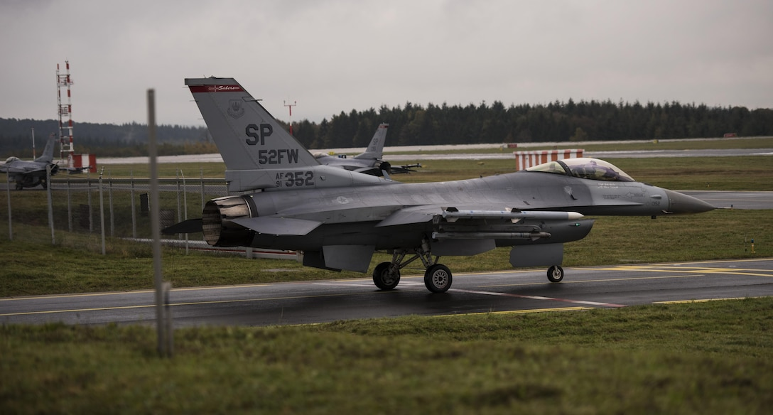 Spangdahlem ramps up flying schedule