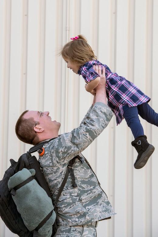 729th ACS Airmen return home