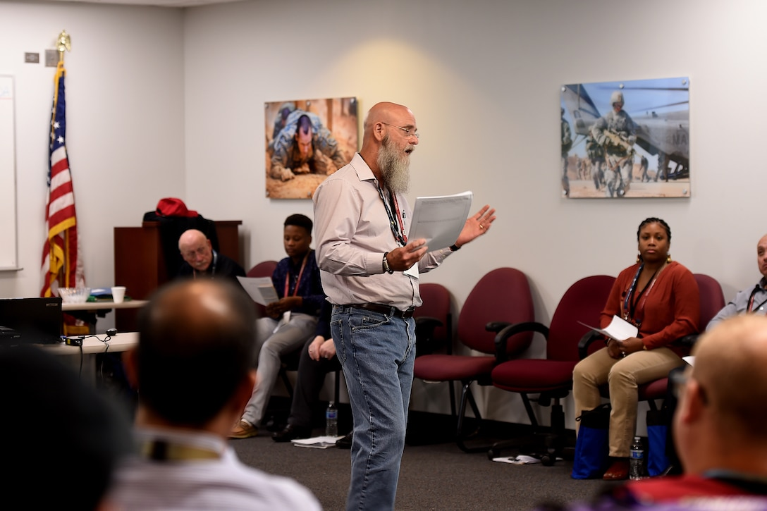 Michael McFarland, Living Works training coach, discusses a trainer's preparation and planning needs ahead of conducting Applied Suicide Intervention Skills Training.