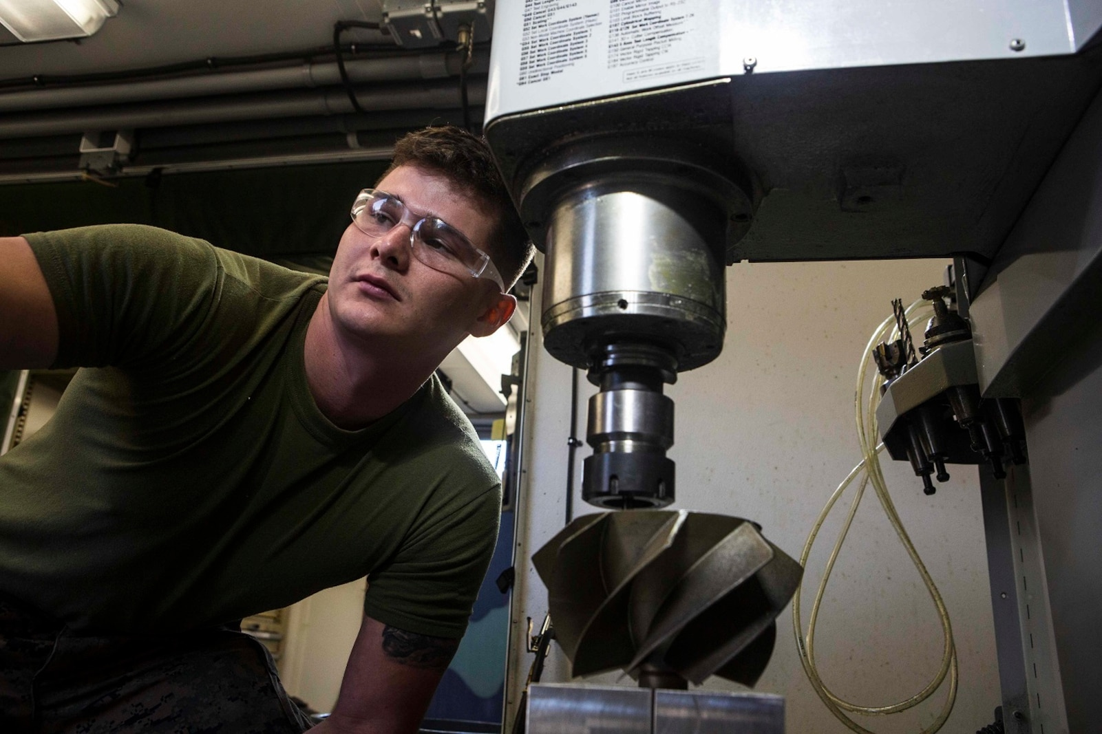 1st Maintenance Battalion Marines Blow Away the Competition