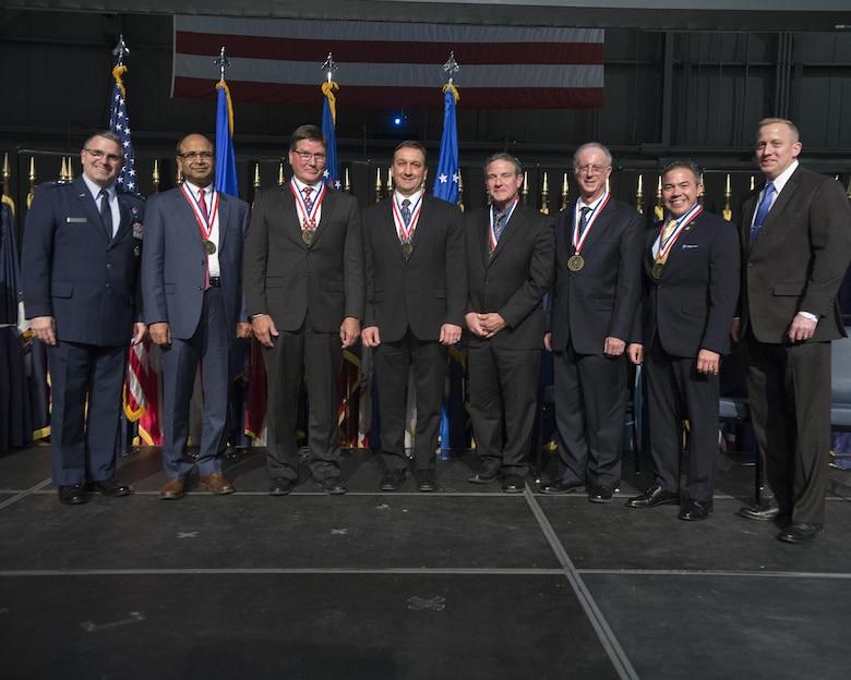 AFRL's 2017 Fellows Class of 2017