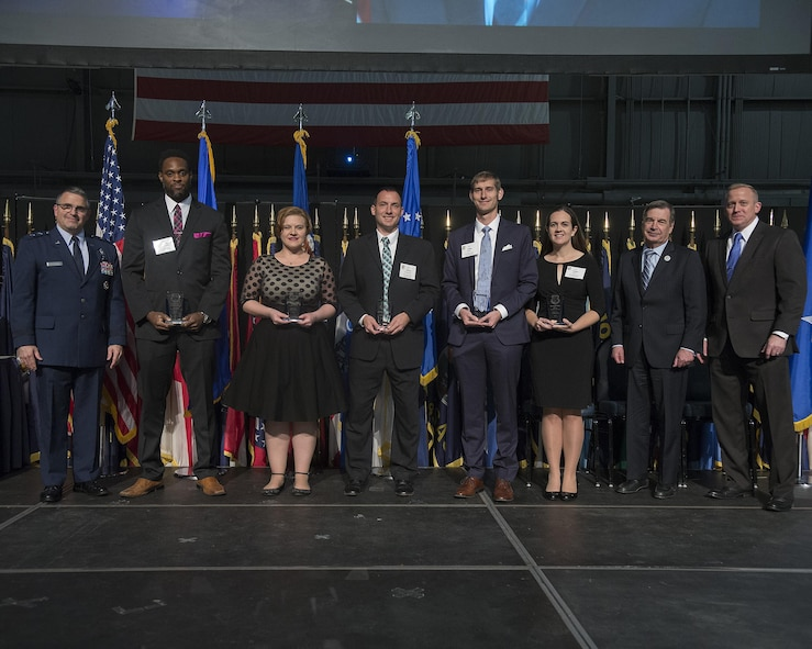 AFRL 2017 Science and Engineering Early Career Award Recipients
