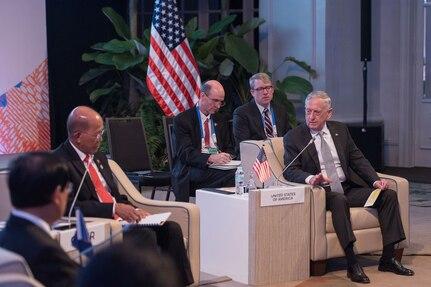 Defense Secretary Stresses Regional Security at ASEAN Meeting
